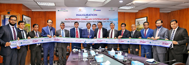 Inauguration of Automated Challan System (ACS) service